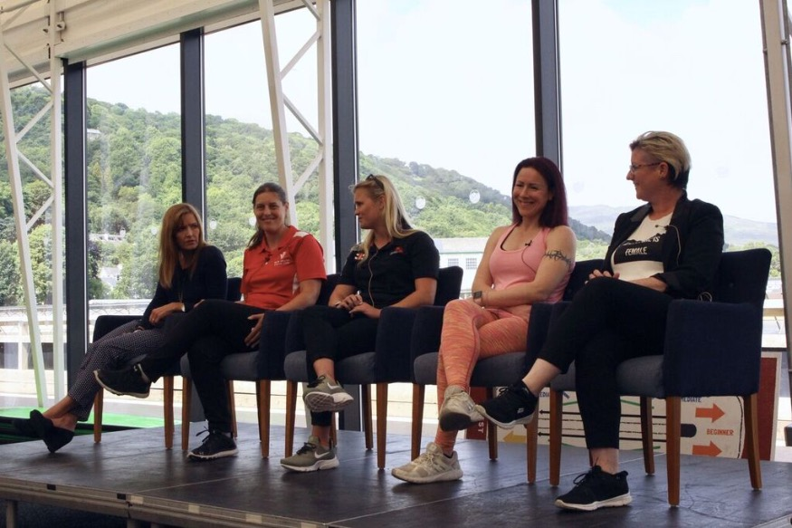 Network She sets to inspire with Women in Sport event