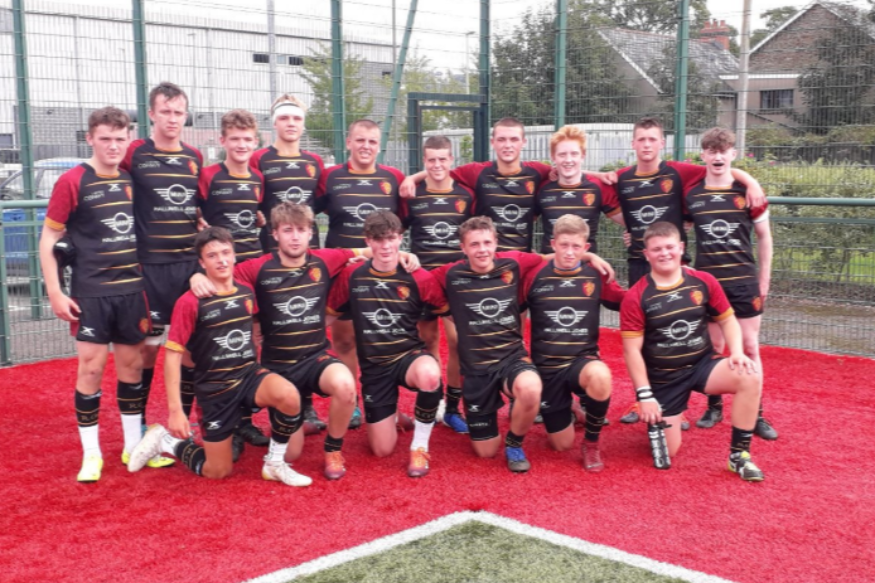 RGC under 16s take on the might of Wales' best
