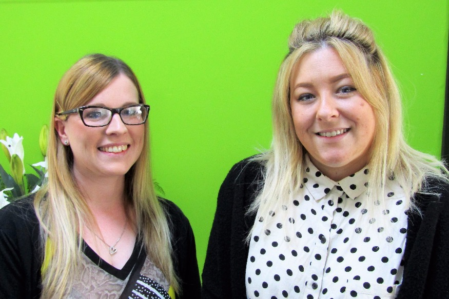 New starters and expansion at recruitment agency