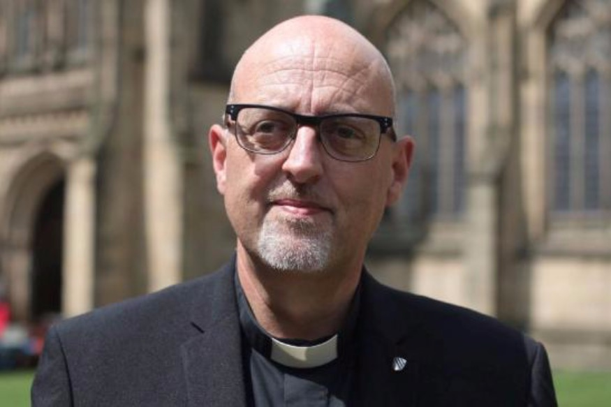 New Priest for the Rhos-on-Sea Ministry starts November