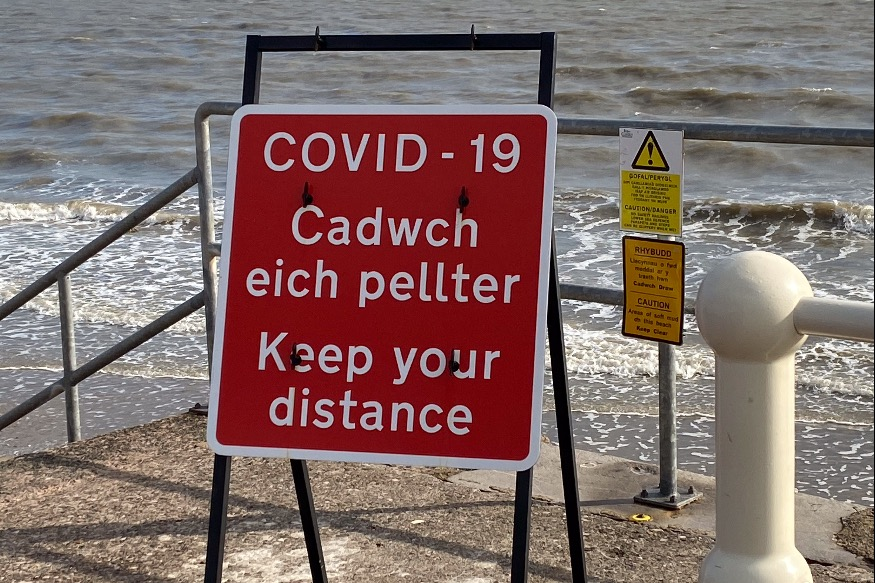 COVID-19: Today's Public Health Wales update reports 21 deaths
