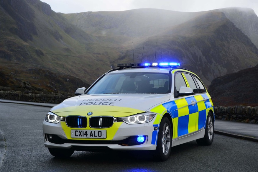 Police respond to high-speed motorists on the A55