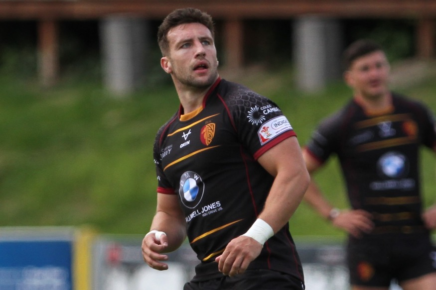 RGC's McBryde leaves club for Doncaster Knights