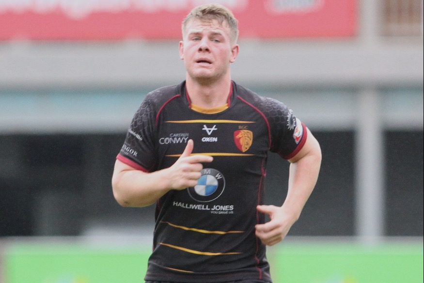 Rugby: RGC's George Roberts leaves for Doncaster Knights