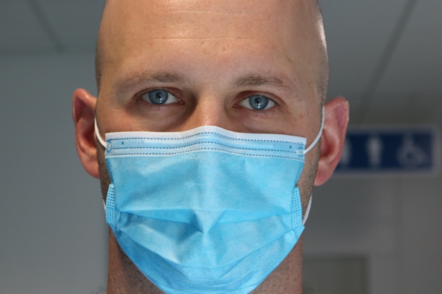 Patients and visitors encouraged to wear masks at local hospitals